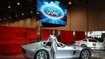 The Ford Shelby GR-1 at NAIAS 2005