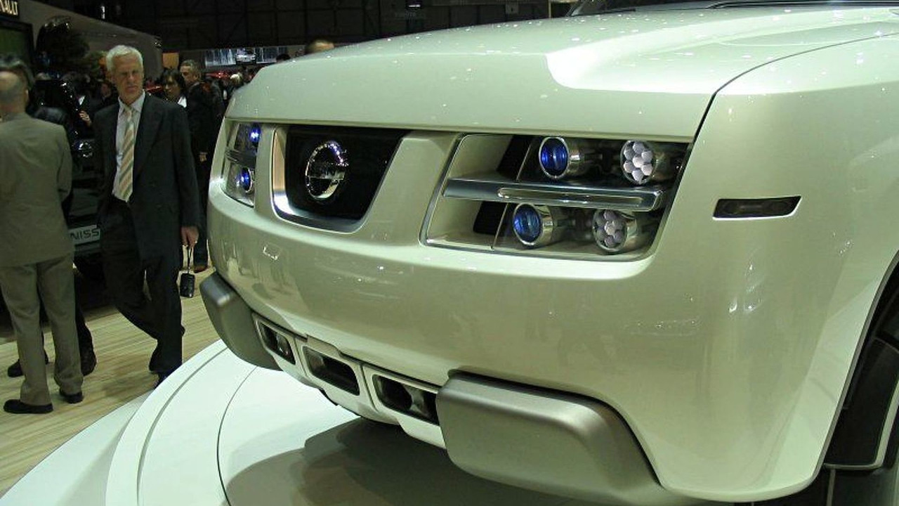 Nissan terranaut debut at geneva motor1 photos nissan terranaut concept vanachro Gallery
