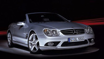 New Generation Mercedes SL 55 AMG