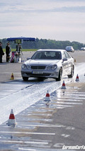 Mercedes-Benz driver training