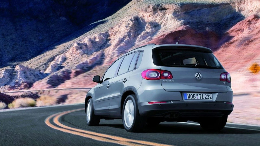 Old VW Tiguan To Live On For Two More Years In U.S.