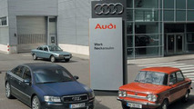 Audi A8, NSU Ro 80, NSU TT