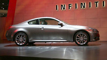 New Infiniti G37 Coupe at NYIAS