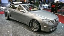 Mercedes CL 600 V12 Biturbo by FAB Design