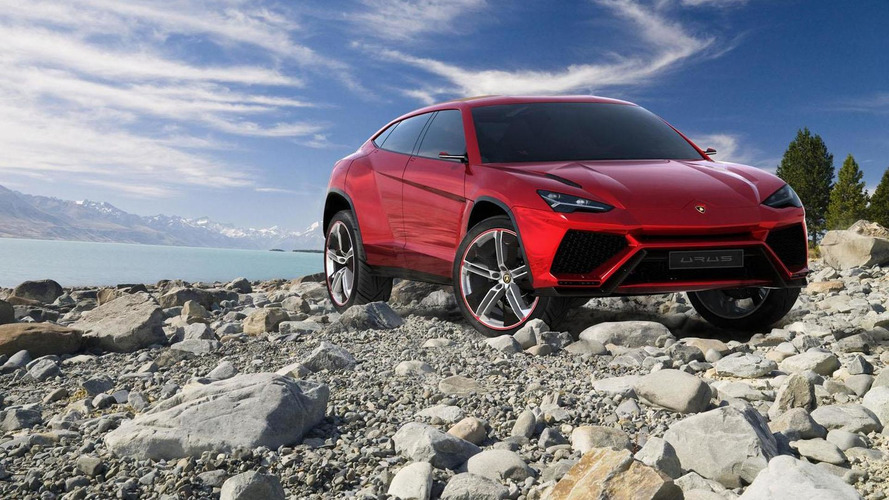 Future Lamborghini SUV model still not green-lighted