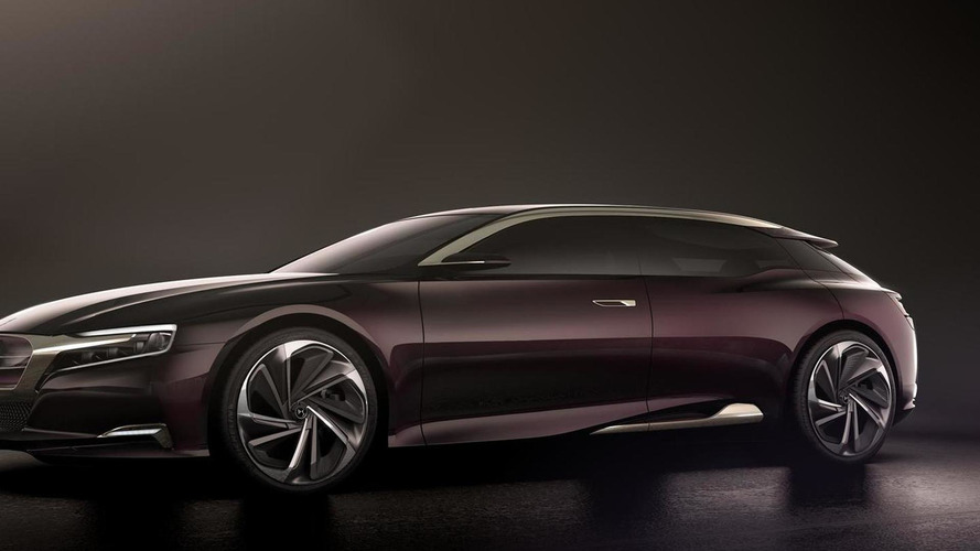Citroen DS6 to challenge the BMW 5-Series & Mercedes E-Class in 2015 - report
