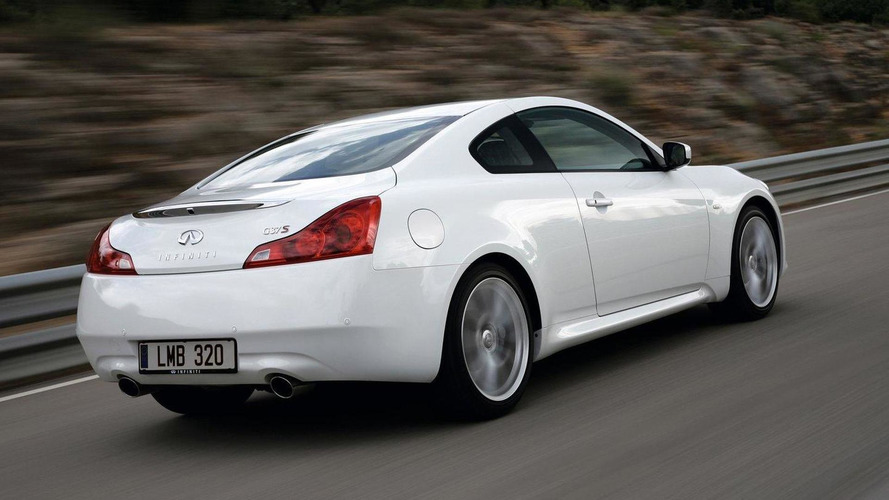 2015 Infiniti G-Series to be based on the Mercedes C-Class - report