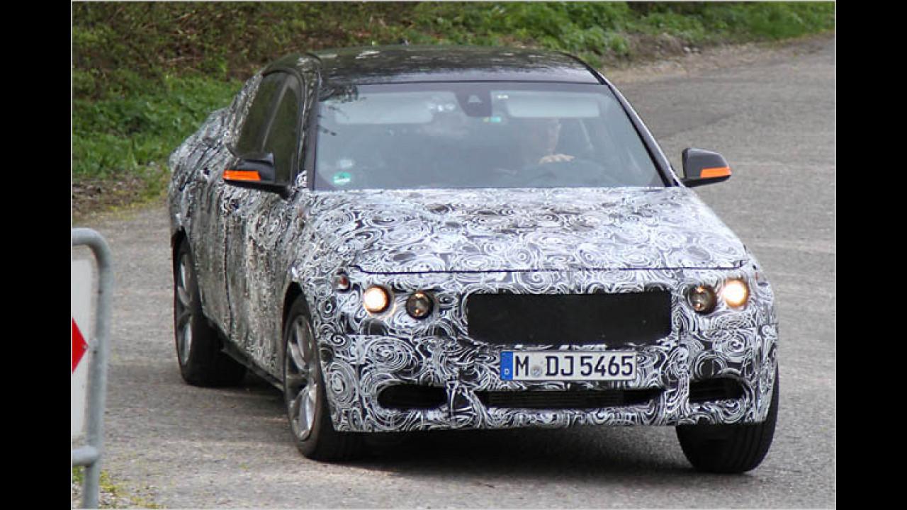 BMW 3er als GT