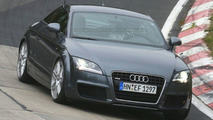Audi TT-RS spy photo