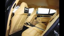 Techart Porsche Panamera - Gli interni