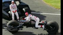 Batmobile vs. Toyota F1