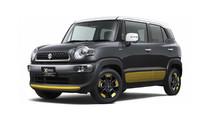 Suzuki Xbee Street Adventure concept