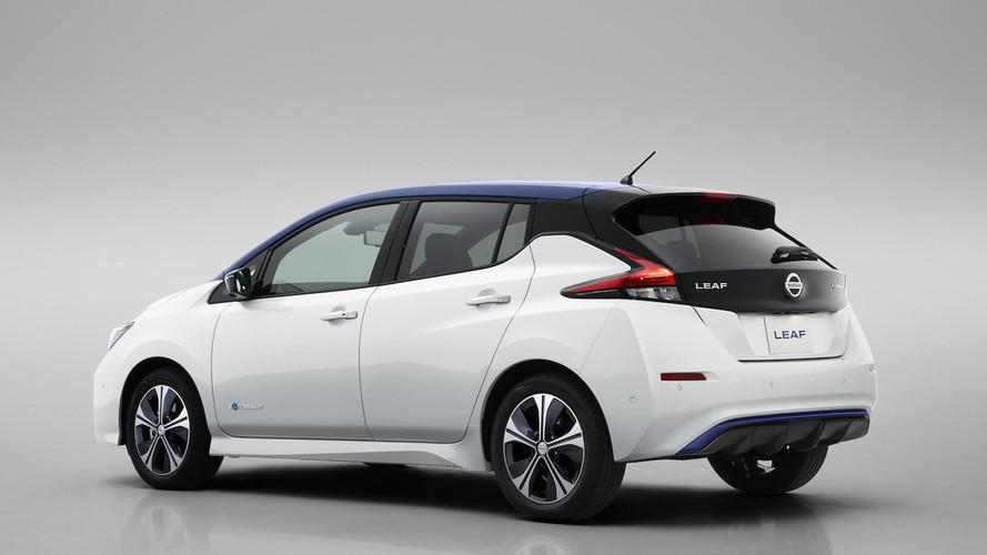 La Nissan Leaf en tête des ventes d'électriques en Europe