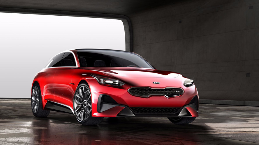 The Kia Proceed Concept is a stunning
