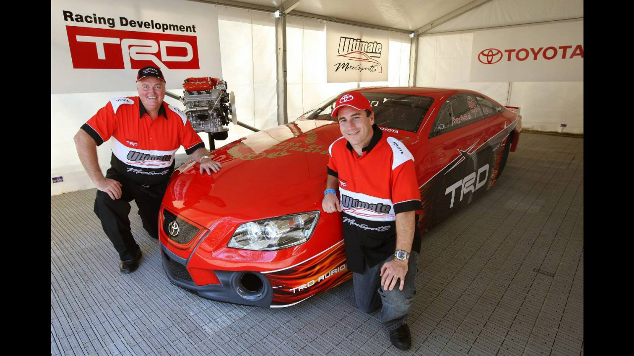 Toyota TRD Aurion Pro-Factory Xtreme