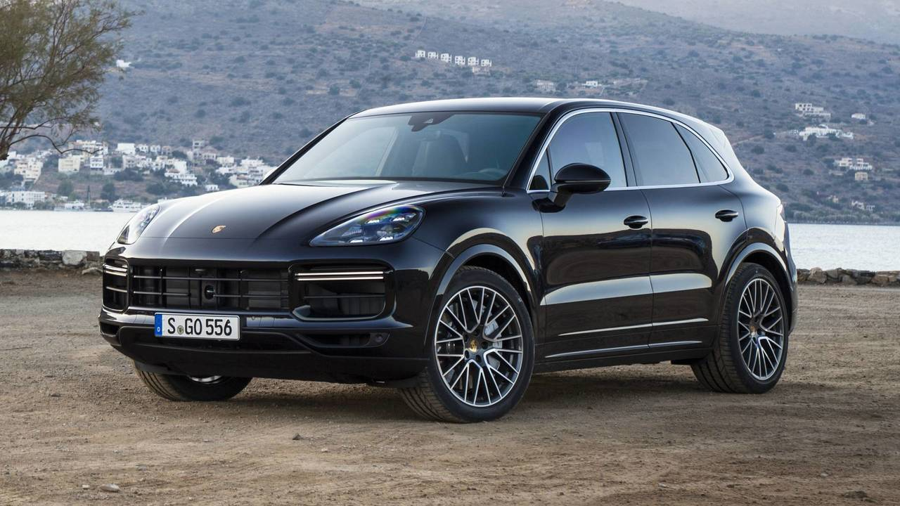 Porsche To Make Up Its Mind About Macan Cayenne Coupes In