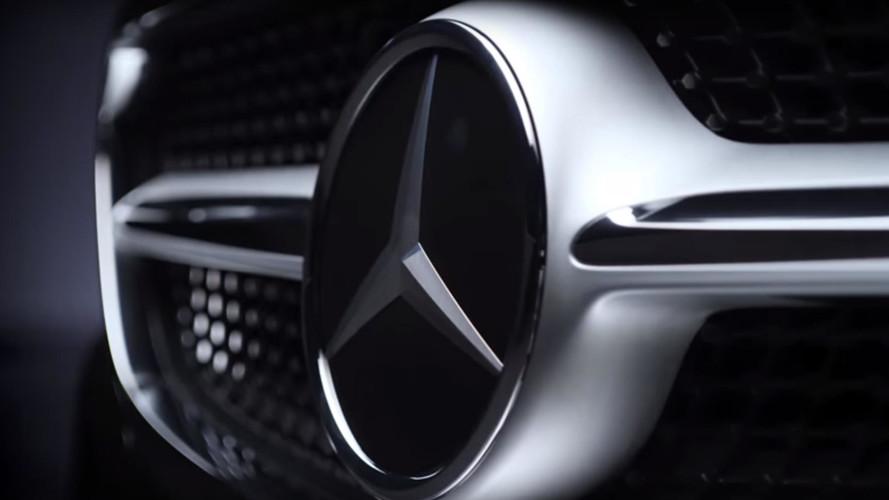 Mercedes Classe S Cabriolet teaser