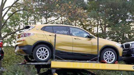 Finom retro részletet kapott a széria BMW X2