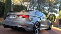 Fotos Prueba Audi RS3 Sedan 2018