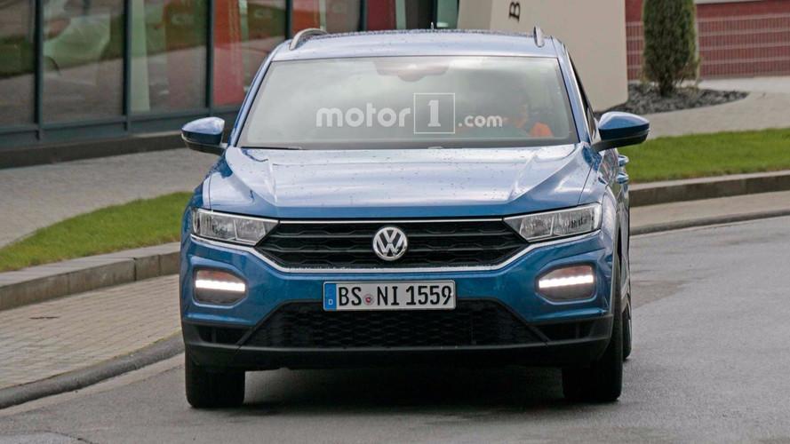 Volkswagen T-Roc R Kémfotók