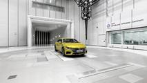 VW new wind tunnel