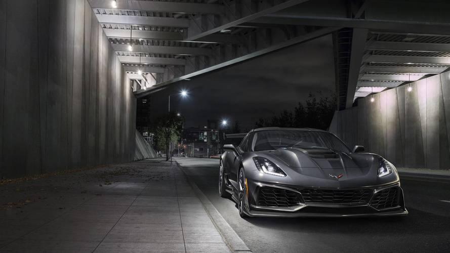Nouvelle Chevrolet Corvette ZR1 - La reine est de retour