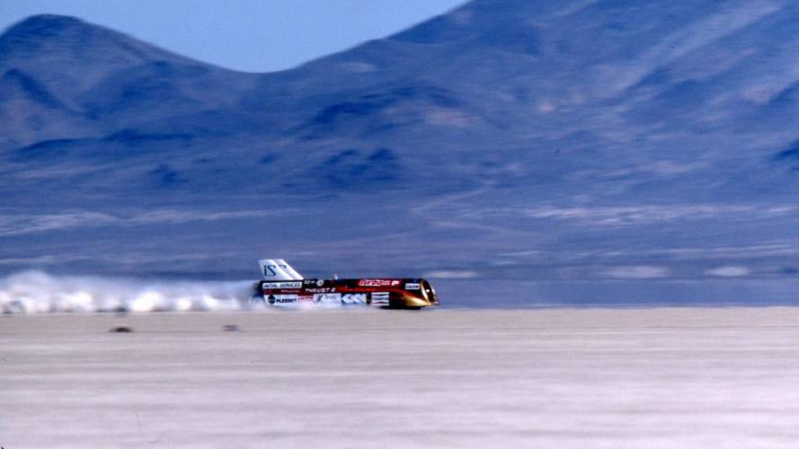 History of British land speed record attempts in pictures
