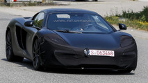 2014 McLaren MP4-12C facelift spy photo 11.07.2013