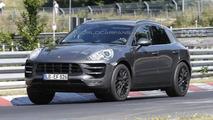 2014 Porsche Macan spy photo 03.09.2013