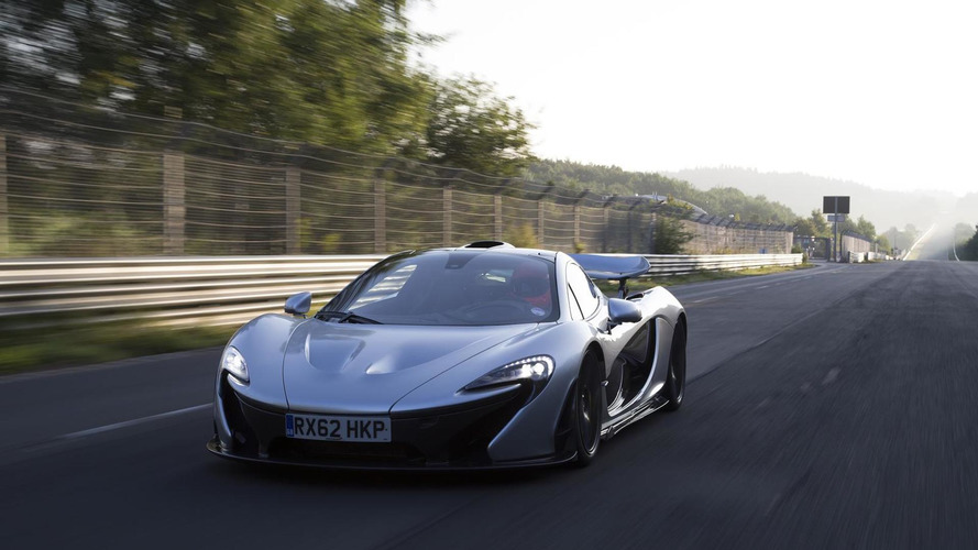 McLaren working on a new supercar to slot below the P1 - report