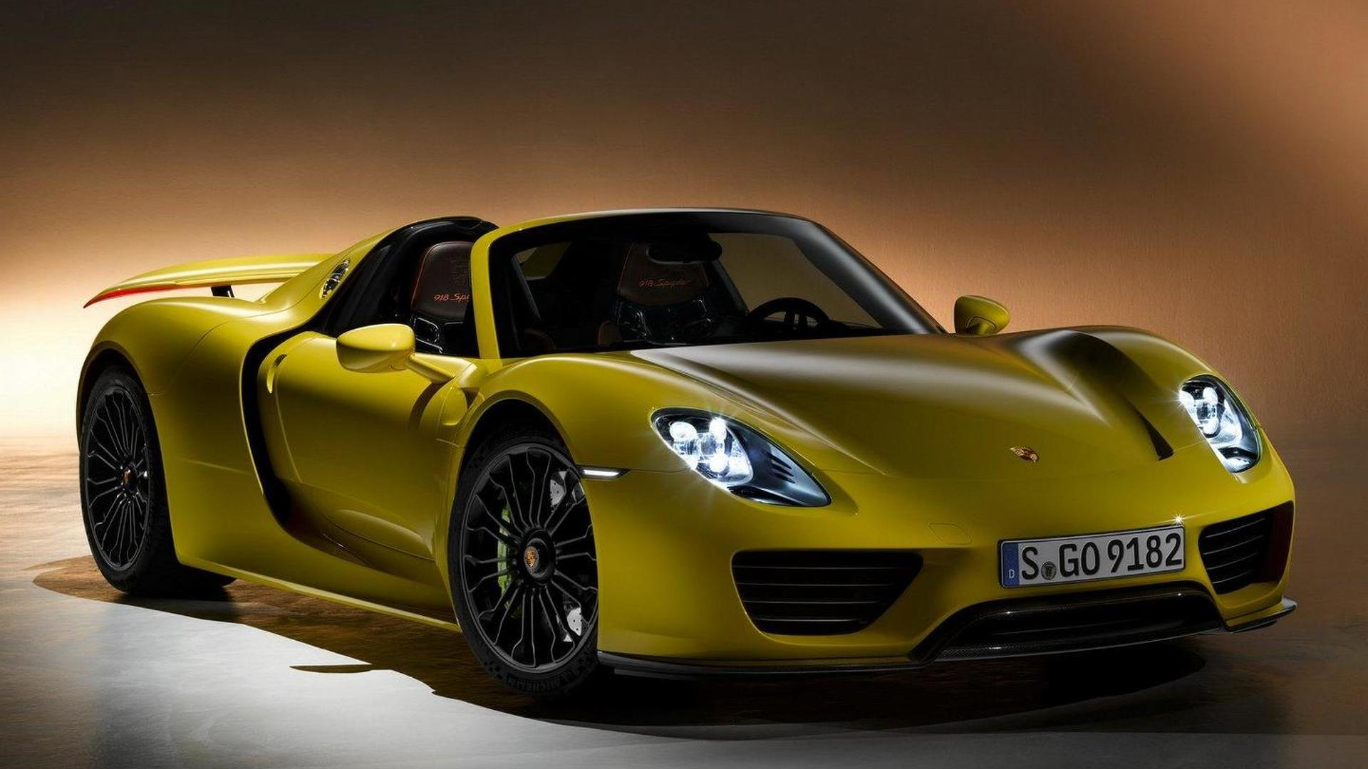 porsche 918 spyder news and reviews. Black Bedroom Furniture Sets. Home Design Ideas