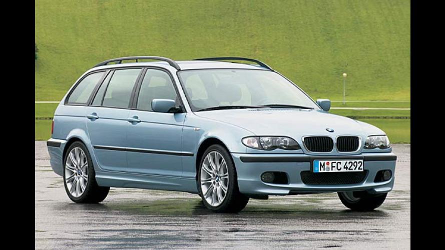 BMW: Sondermodell zum Touring-Jubiläum