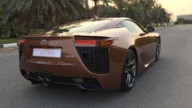 Lexus LFA Pearl Brown