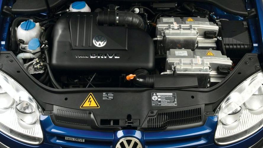 VW Golf Twin Drive Plug-in Hybrid Prototype Revealed