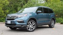 2017 Honda Pilot Review: Pleasure Cruise On Wheels