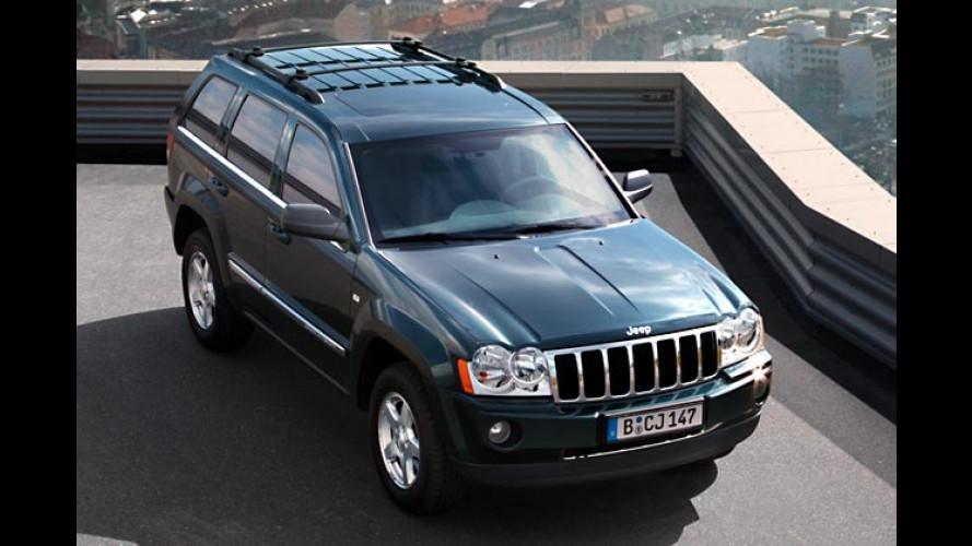 Jeep Grand Cherokee: Neue Version startet im Mai