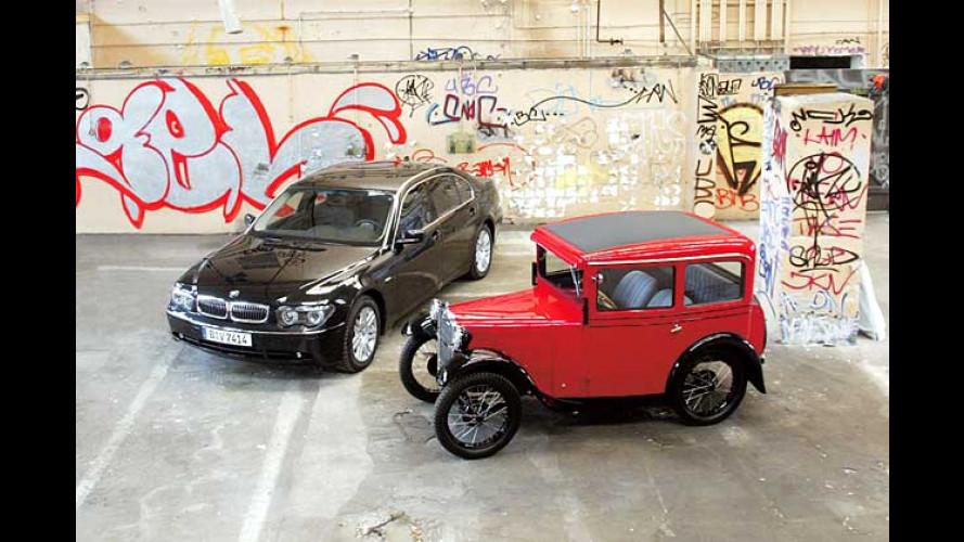 75 Jahre BMW-Autos: Erfolgs-Geschichte begann in Berlin