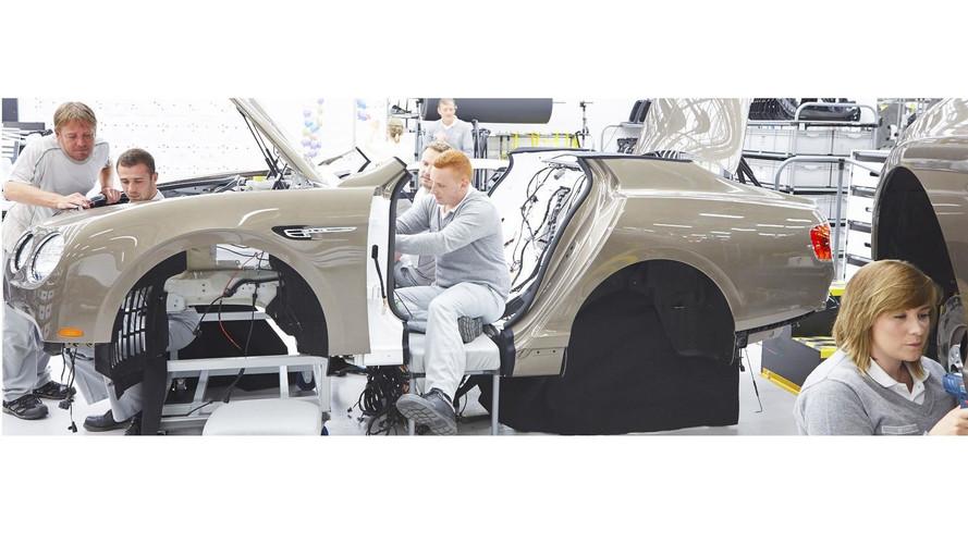 Meet The World's Shortest Bentley Ever