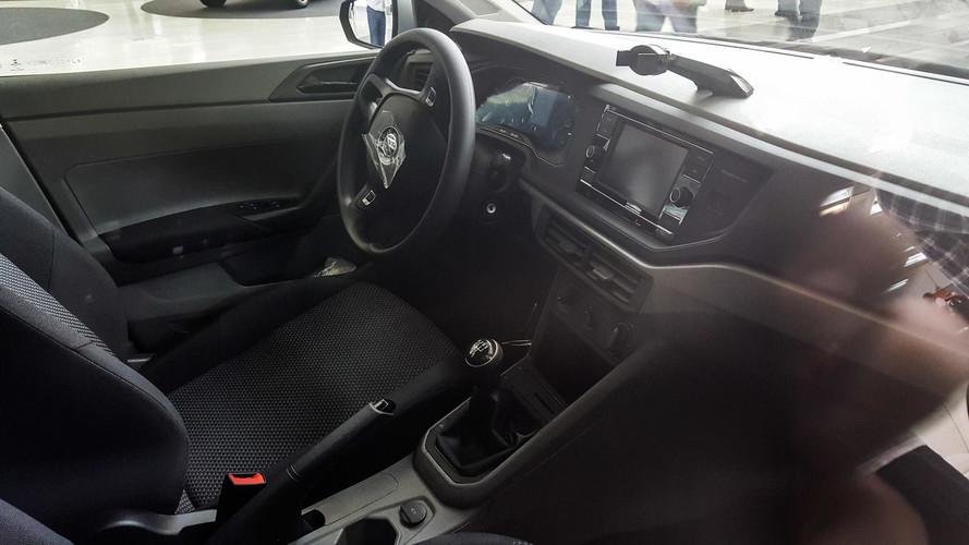 Novo VW Polo - Veja fotos do interior e detalhes da versão 1.0 MPI