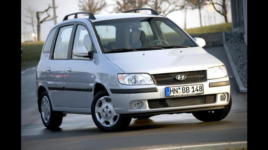 Hyundai Matrix 1.5 CRDi GLS: Stärker und trotzdem sparsam