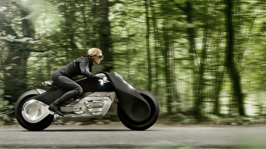 BMW Motorrad, Vision Next 100 konseptini tanıttı