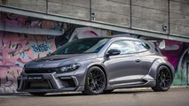 Volkswagen Scirocco widebody by Aspec
