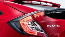 2017 Honda Civic Hatchback, Avrupa versiyonu