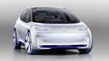 Volkswagen Paris sergi aracı