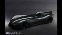 Jaguar D-Type Vision GT Concept