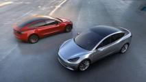 Tesla Model 3 - galeria