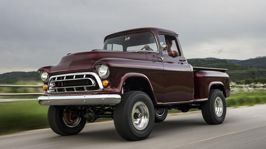 Legacy Classic Trucks Chevrolet Napco Pickup Restomod