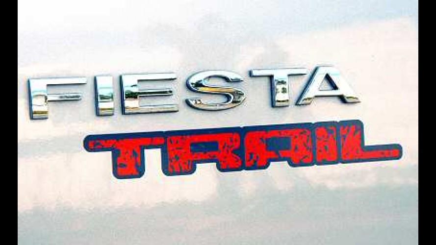 Ford Fiesta Trail sai de fábrica a partir de R$ 40.755,00