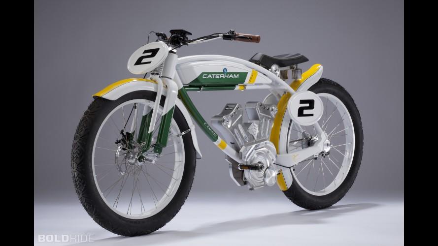 Caterham Classic E-Bike