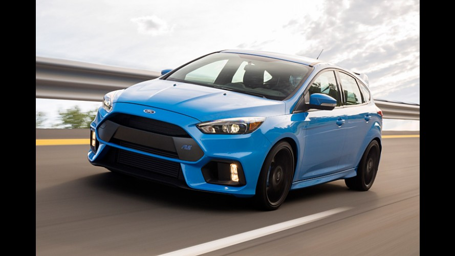 Ford Focus RS500 Expected to be the Hottest of Hatches